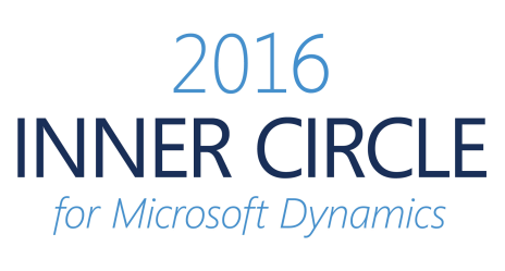 Prodware Inner Circle Microsoft Dynamics 2016, Value Added Reseller
