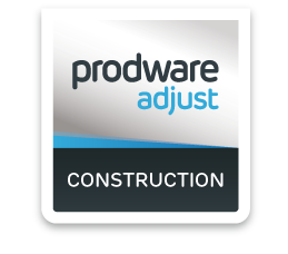 Prodware adjust Construction
